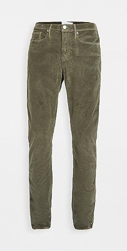 FRAME - L'Homme Slim Corduroy Pants