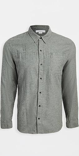 FRAME - Slim Utilitarian Shirt