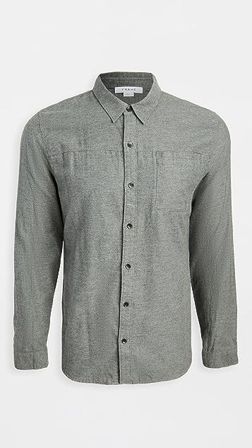 FRAME Slim Utilitarian Shirt