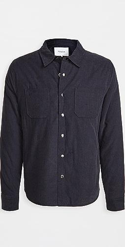FRAME - Corduroy Shirt Jacket