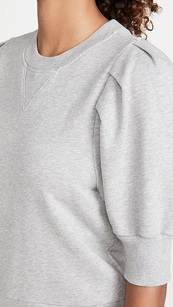 FRAME 抽褶运动衫