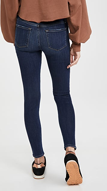 FRAME Le Skinny De Jeanne 牛仔裤