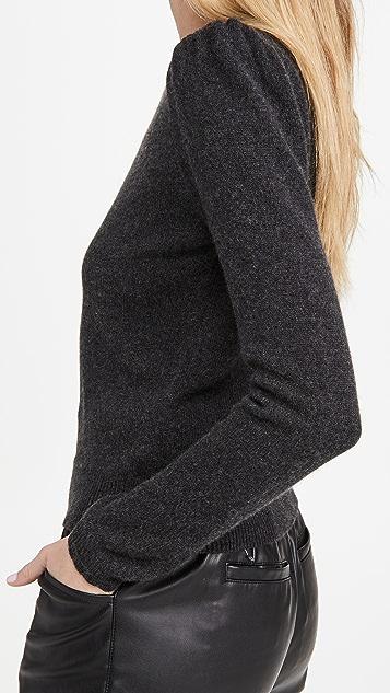 FRAME Madeline 开司米羊绒毛衣