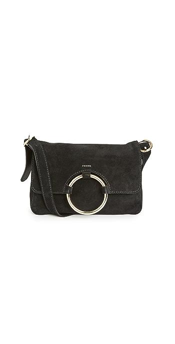 FRAME Le Ring Baguette Bag - Noir
