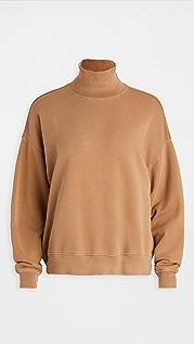 FRAME Funnel Neck Sweatshirt