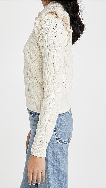 FRAME Sofia Sweater