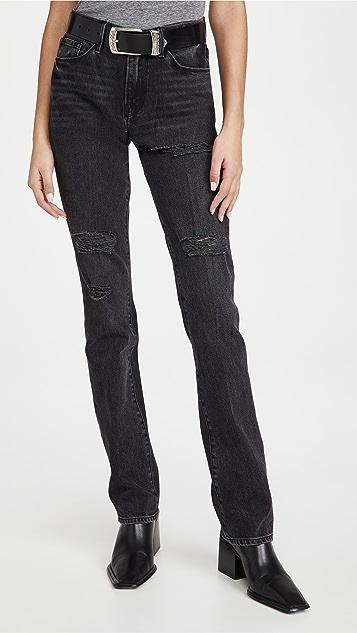FRAME Le Mini Boot Jeans
