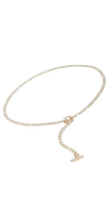 FRAME Chain Belt - Gold