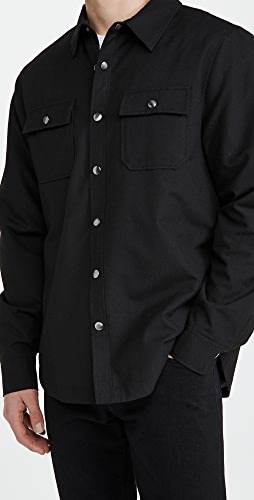 FRAME - Woven Shirt Jacket