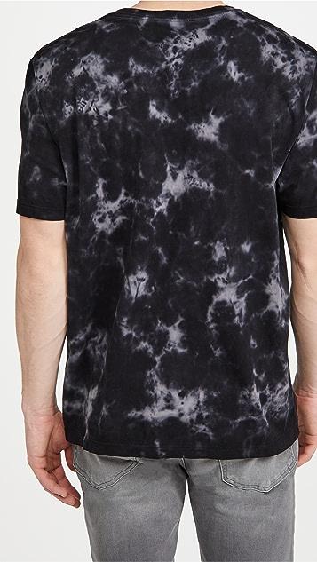 FRAME Tie Dye Tee Shirt