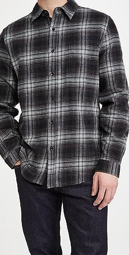 FRAME - Single Pocket Shirt
