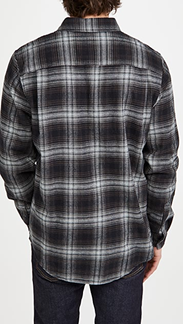 FRAME Single Pocket Shirt