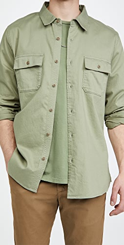 FRAME - Double Pocket Shirt