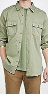 FRAME Double Pocket Shirt