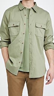 FRAME Double Pocket Shirt