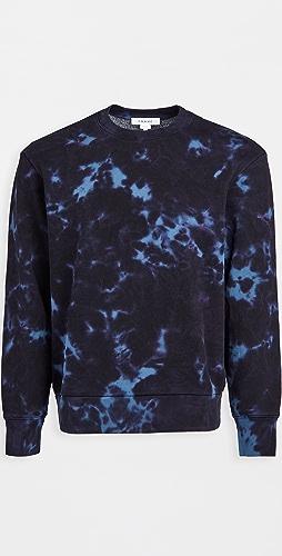 FRAME - Tie Dye Sweatshirt