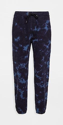 FRAME - Tie Dye Sweatpants