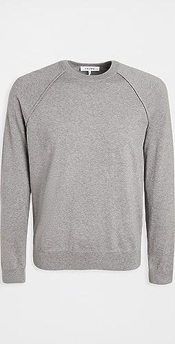 FRAME - Luxe Crew Neck Sweater