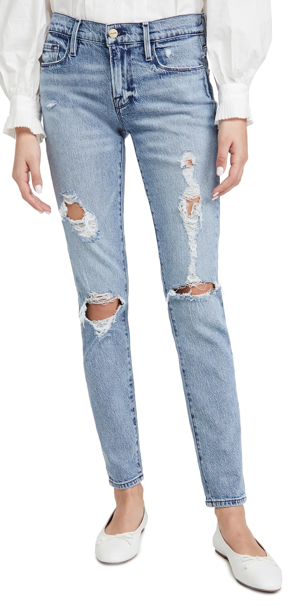 Frame Jeans LE GARCON JEANS