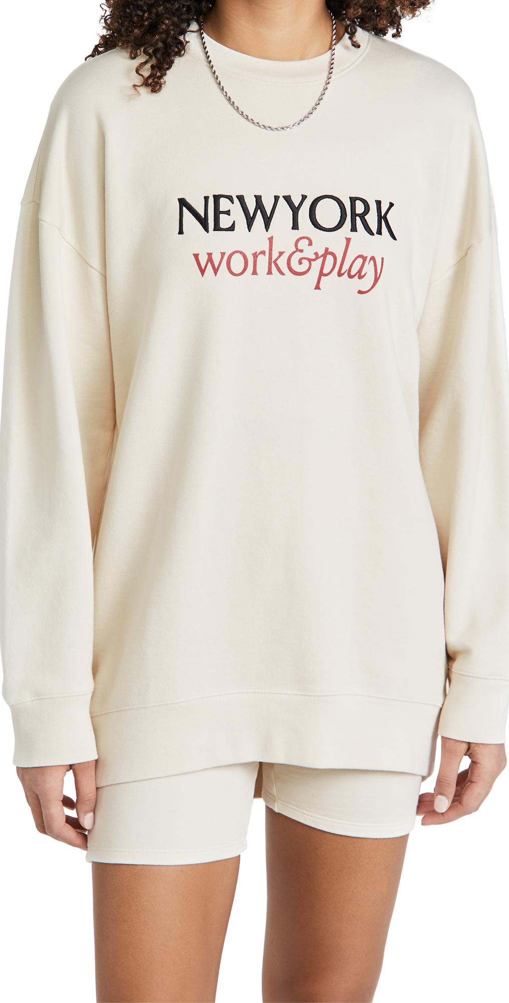 FRAME Work & Play Sweatshirt