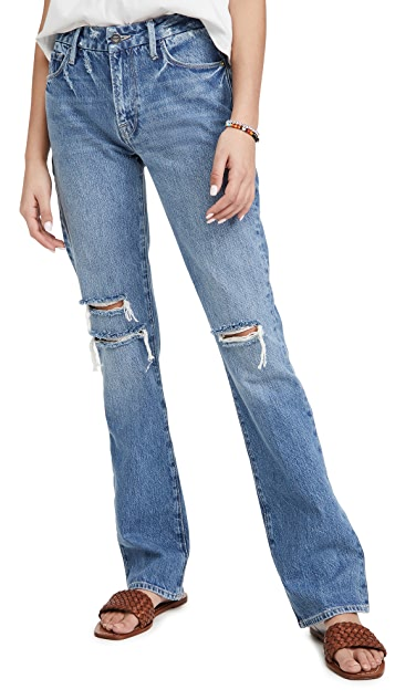 FRAME Le Mini Boot Jeans
