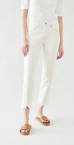 FRAME - Le Original Jagged Edge Jeans