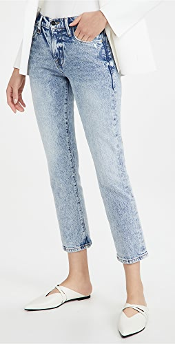 FRAME - Le High Straight Jeans