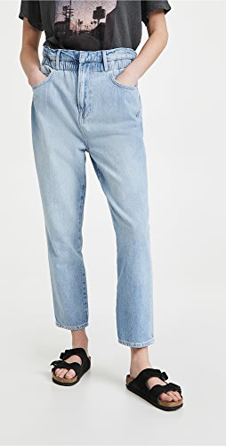 FRAME - Elastic Waist Jeans