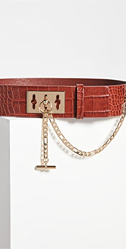 FRAME - Le Chain Lock Waist Belt