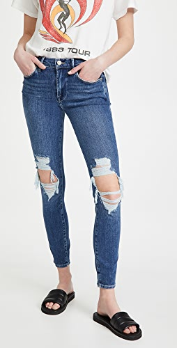 FRAME - Le High Skinny Jeans