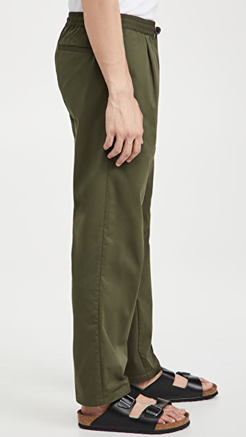 FRAME Relaxed Trousers