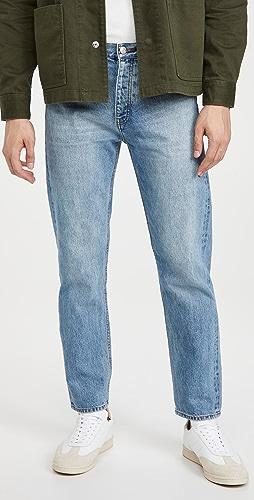 FRAME - Selvedge Straight Jeans