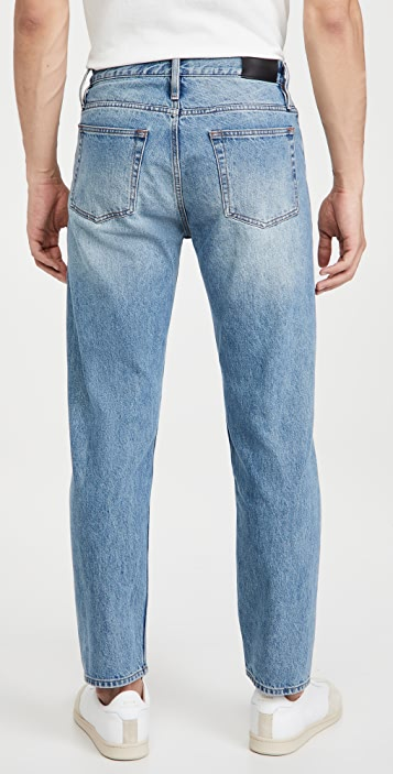 FRAME Selvedge Straight Jeans