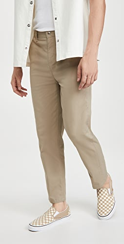 FRAME - Cotton Chino Trousers