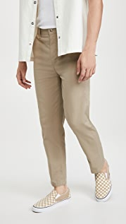 FRAME Cotton Chino Trousers