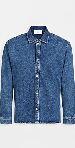 FRAME - Denim Shirt Jacket