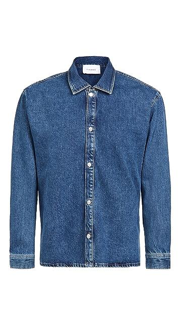 FRAME Denim Shirt Jacket
