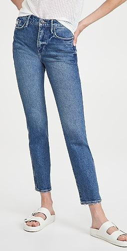 FRAME - Le Sylvie 牛仔裤