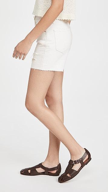 FRAME Le Brigette Shorts