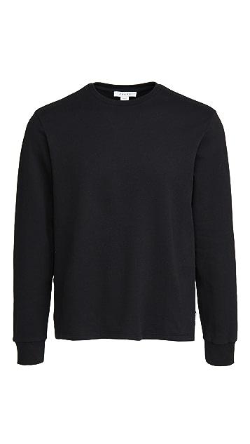 FRAME Long Sleeve Sweatshirt