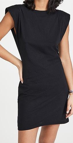 FRAME - 垫肩连衣裙