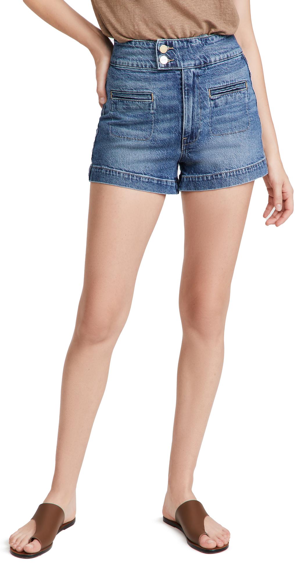 FRAME Le Hardy Shorts