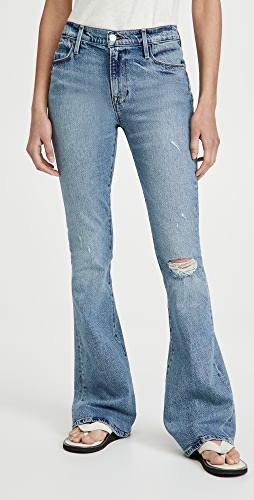 FRAME - Le High Flare Jeans