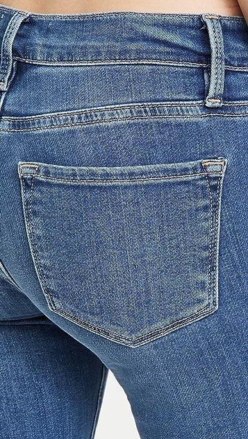 FRAME Le Skinny De Jeanne 九分牛仔裤