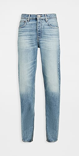FRAME - Clean Straight Jeans