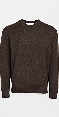 FRAME - The Crewneck Cashmere Sweater