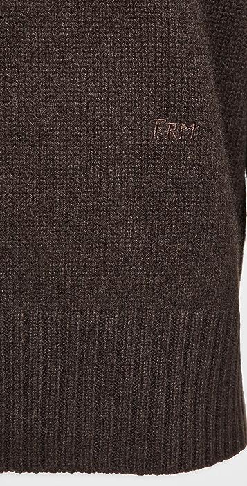 FRAME The Crewneck Cashmere Sweater
