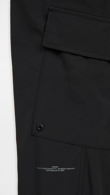 FRAME Technical Trousers