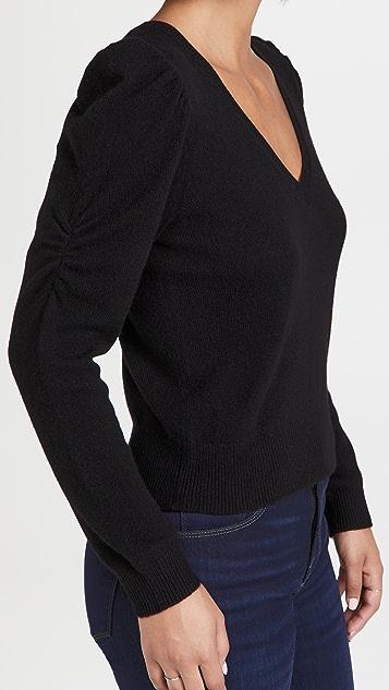 FRAME Frankie Cashmere Sweater