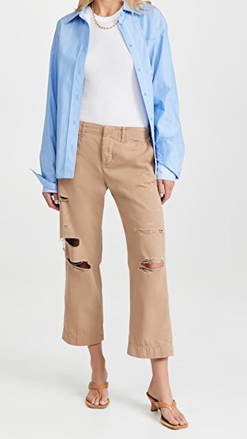 FRAME Le Tomboy Trousers